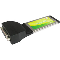 ExpressCard to Parallel Printer Port