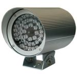 SHORT RANGE IR illuminator 48 LED - 60° - 30 m